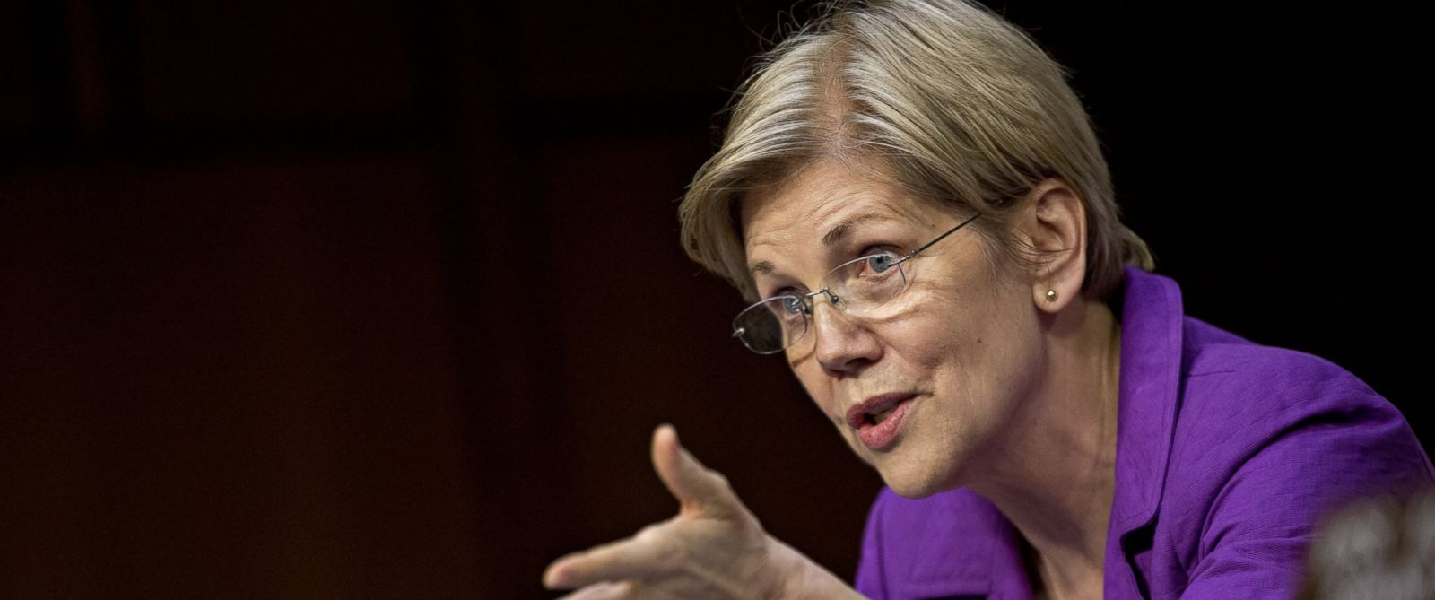 Elizabeth Warren Rips Into Trump After His Indiana Victory