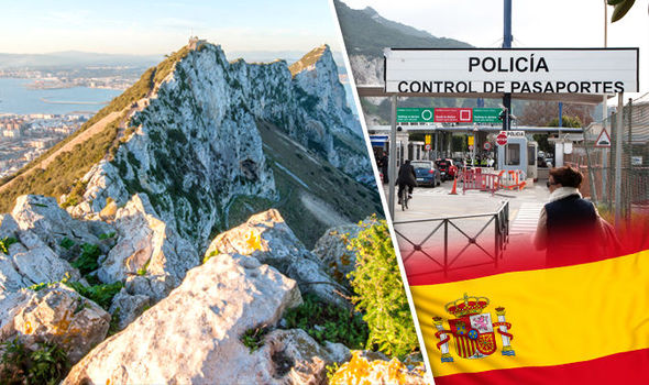 Gibraltar in threat to Britain — Spain will CLOSE the border if UK votes to leave EU