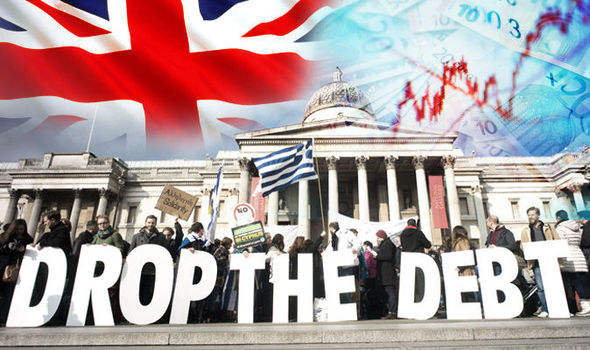 SENSATIONAL CLAIM: Greece's economic collapse is BRITAIN'S fault and our banks should pay