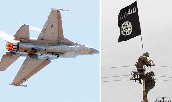 ISIS on the brink: UK special forces cripple jihadis' communications in 'black ops attack'