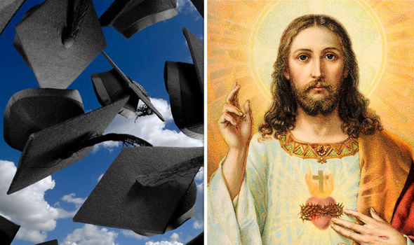 PC GONE MAD: Universities 'would BAN JESUS from speaking on campus today', says Oxford don