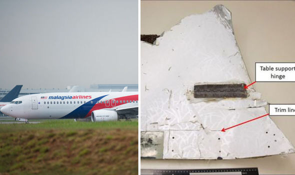 MH370 BOMBSHELL: Debris found 'almost CERTAINLY' from missing Malaysian Airlines jet