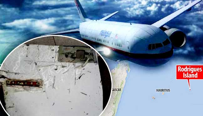MH370: reader finds possible debris in Mozambique