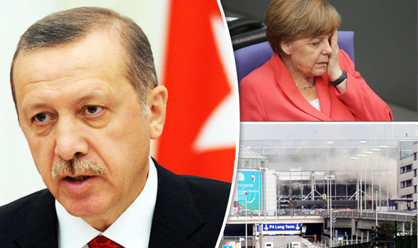 UK TERROR WARNING: EU Turkey visa deal will 'INCREASE risk of jihadi attacks in Europe'