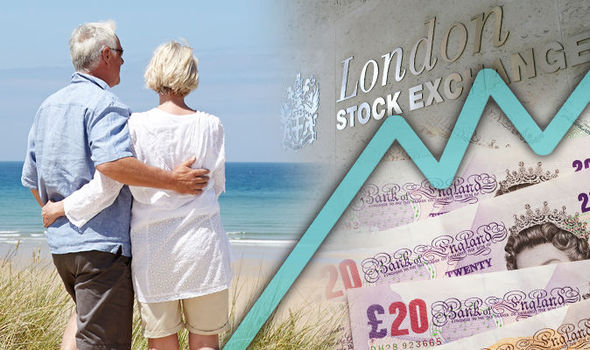 Pension values on rise at last: Good news for Britain's under-pressure savers