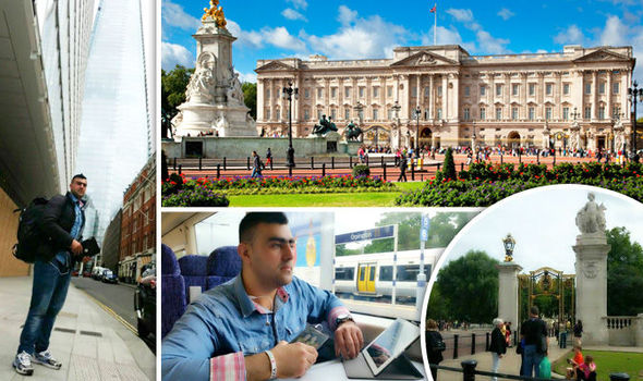'ISIS on terror tour of UK': Suspect 'scouted out targets' posing as tourist