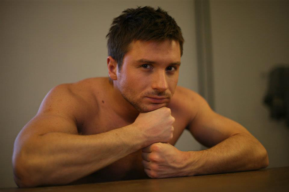 Before the final of «Eurovision», in the network appeared Sergey Lazarev pictures