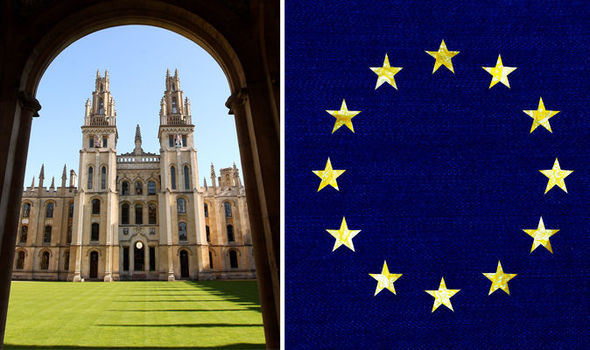 Outrage as top universities call on students to vote to REMAIN in the European Union