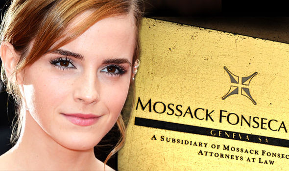 Emma Watson used offshore company 'to buy £2.8m home' Panama Papers reveal