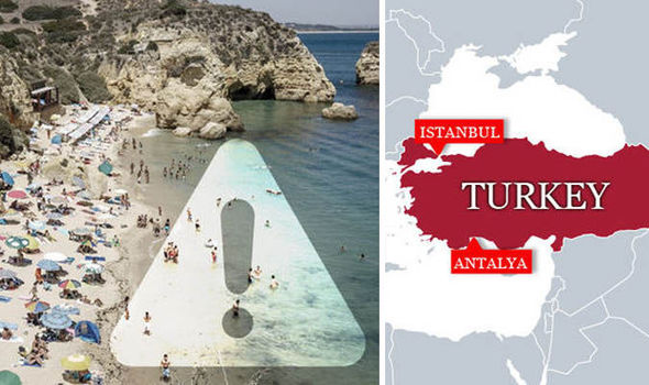 REVEALED: Shocking scale of Turkey's Islamist terror threat facing British tourists