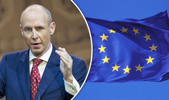 Brazen Brussels chiefs would LAUGH OFF any bid to reform EU, top MEP Daniel Hannan says