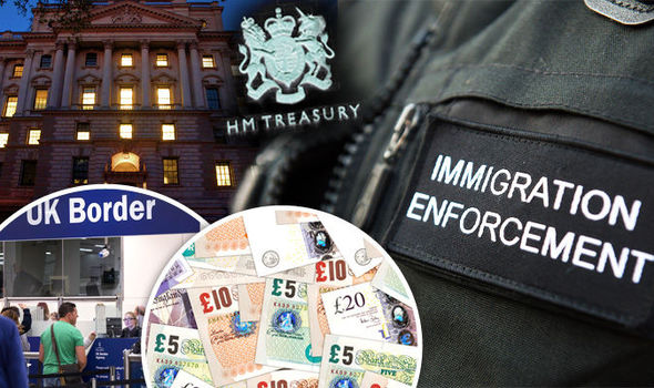 BOMBSHELL REPORT: Mass immigration is costing Britain £17BILLION each year