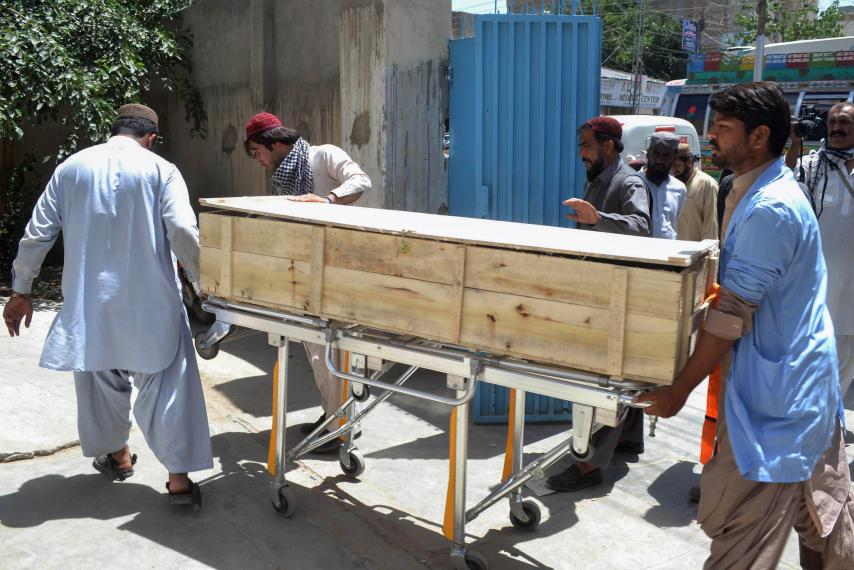 dead-body-being-transferred-pakistan-after-air-strike