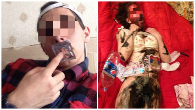 New photos of a «last call» in Volzsk were found (18+)