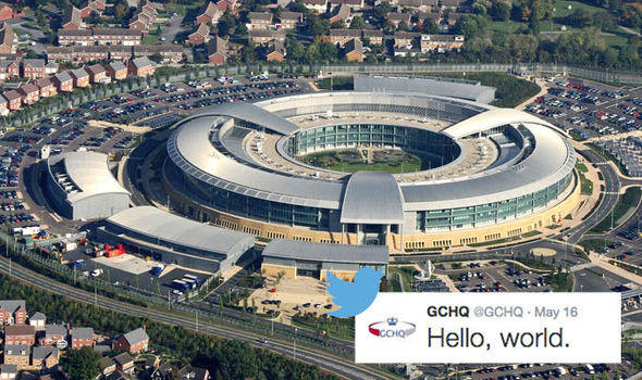 'Hello world' Spy agency GCHQ opens Twitter account
