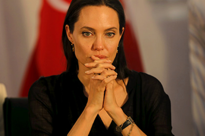 Angelina Jolie appointed as professor at the London School of Economics