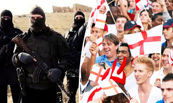 TERROR WARNING: Experts say ISIS fighters are likely to launch attacks on Euro 2016 fans