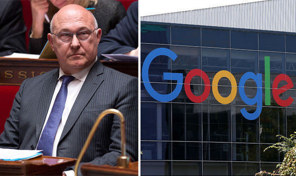 Osborne's 'cosy' GOOGLE deal slammed as France vows to 'go all the way' in back TAX case