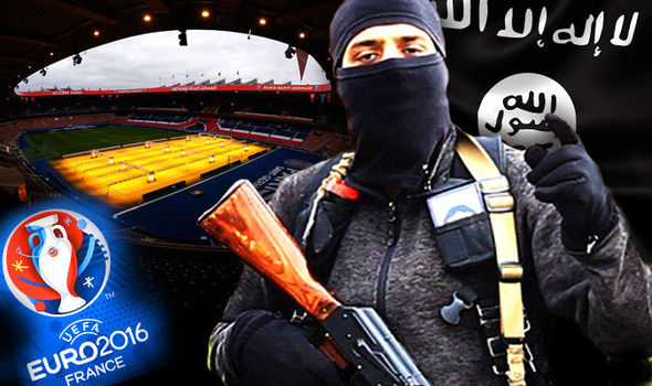 ISIS have Euro 2016 'in their sights' and could turn event into BLOODBATH, experts warn