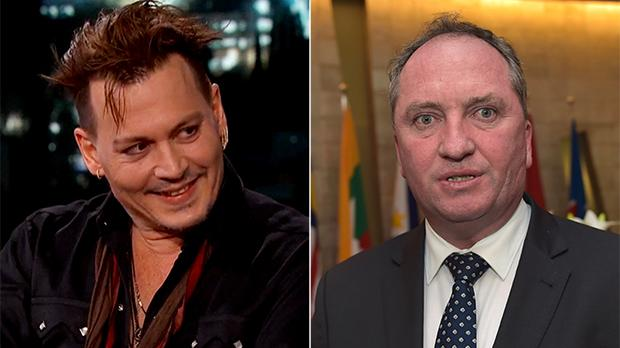 Australia's deputy PM 'pulling strings' in Depp's head like 'Hannibal Lecter'