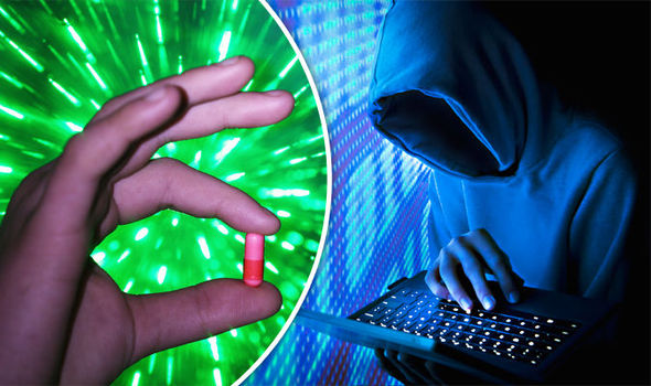 LEGAL HIGH WARNING: Ban on substances could force dealers onto DARK WEB, top cop says