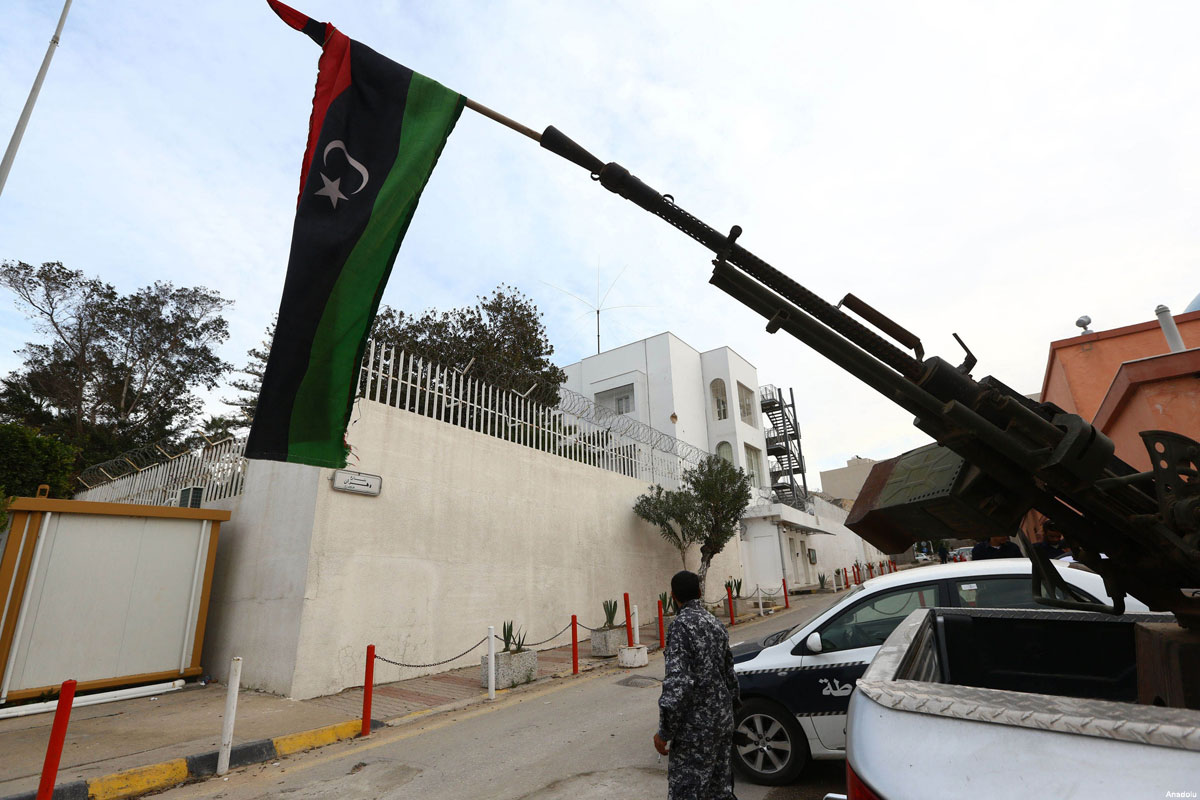 Libya unity government calls on international community for arms to fight Daesh