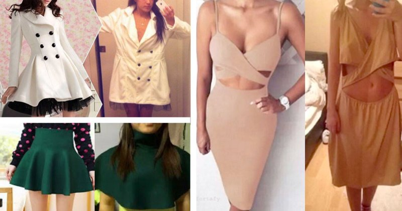 Disappointment 3.0: orders from online shops in reality (15 photos)
