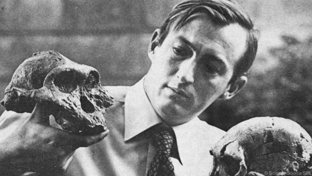 Archaeologist and naturalist Richard Erskine Frere Leakey, September 4,1978.
