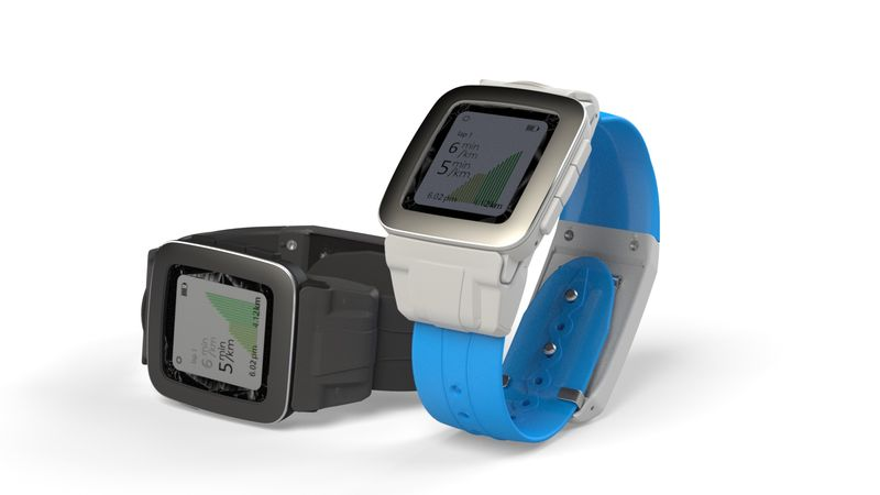 Pal wristband adds GPS and battery life to a Pebble watch