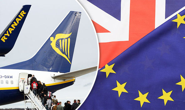 Expats desperate to vote in EU referendum offered CHEAP FLIGHTS to Britain