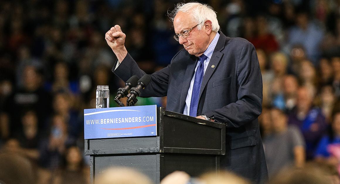 Bernie Sanders beats Clinton in West Virginia primary