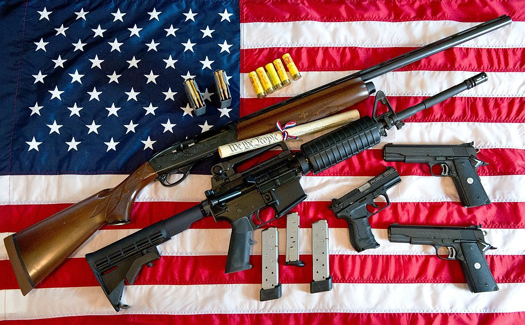 an analysis of gun control in american today