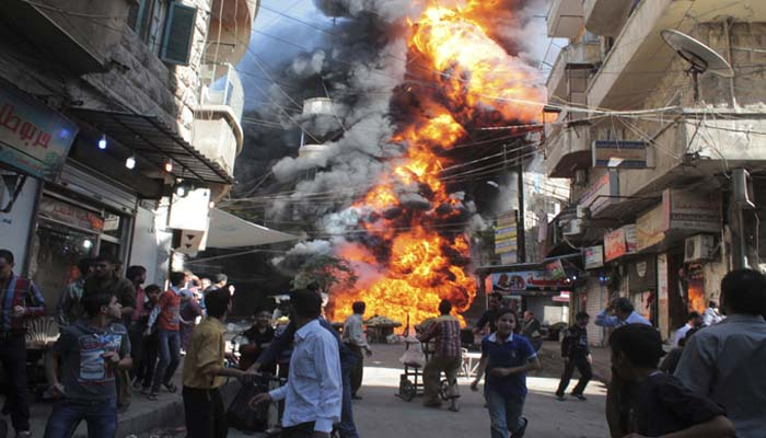 Armed Extremists Sabotage Reconciliation in Aleppo, Syria