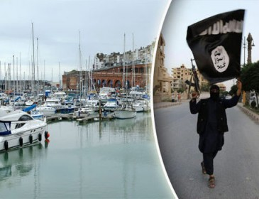 Fears ISIS jihadis will slip into Britain through small ports with no border control