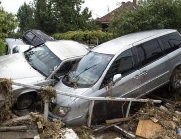 Macedonia storm: At least 20 die overnight in freak deluge