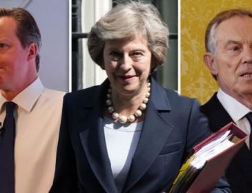 Theresa May brings back grammar schools as she turns on Cameron's failed policies