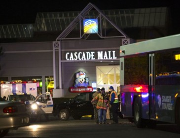 Burlington gun attack: Five dead after gunman opens fire in crowded shopping mall