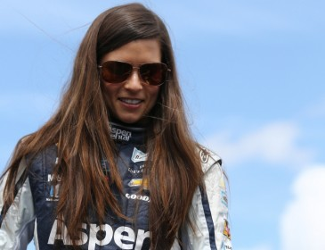 10 times Danica Patrick's Instagram account made us really hungry (and want to eat healthy)