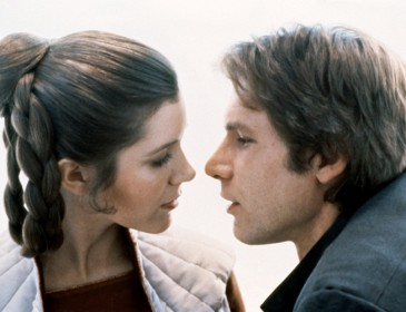 OMG! Carrie Fisher and Harrison Ford had an 'intense' affair while filming Star Wars