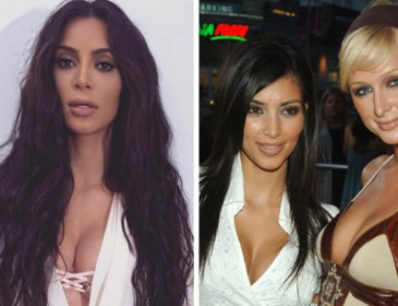 Kim Kardashian breaks social media hiatus by following Paris Hilton