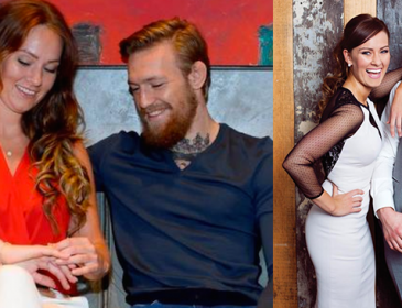 Finally: Conor McGregor Is Getting Married