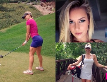 Paige Spiranac Hits Back At Instagram Haters