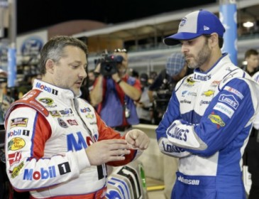 One race remains for Tony Stewart as NASCAR driver