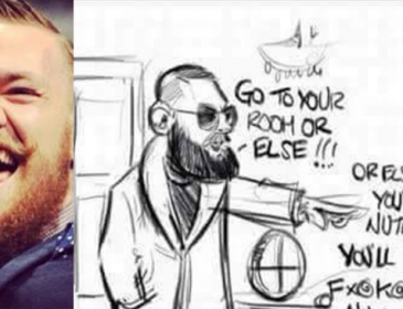 """One Week Removed From Conor's """"BIG ANNOUNCEMENT"""" And There's Already A Father McGregor Comic Out"""