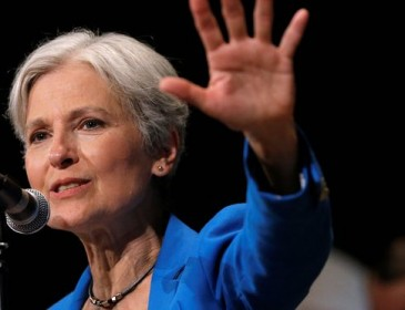 Jill Stein raises over $2m to request US election recounts in battleground states