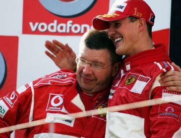 Ross Brawn gives yet another positive update regarding Michael Schumacher