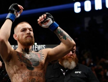 MMA Conor McGregor's next fight won't be until at least next spring, Dana…