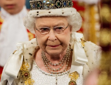 Actually, the Queen already gives plenty of money to the government