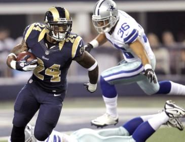 NFL running back loses part of leg in devastating crash