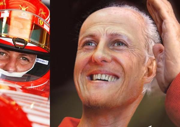 Michael Schumacher Bilder Aktuell